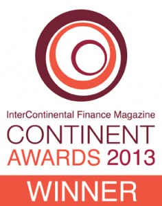 ICFM Excellence Awards 2013 Winner
