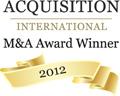 M&A Award 2012
