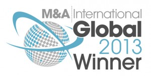 M&A International Global Awards 2013
