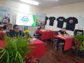 KRyS Global answering phones at the NCVO Radio/Telethon